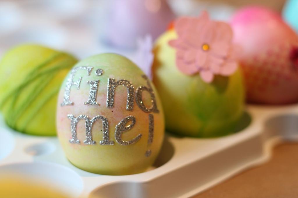 Inspirációk tojásfestéshez